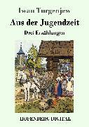 Cover-Bild zu Turgenjew, Iwan: Aus der Jugendzeit (eBook)
