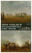 Cover-Bild zu Turgenjew, Iwan: Aufzeichnungen eines Jägers