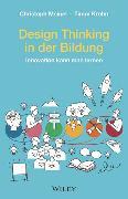 Cover-Bild zu Meinel, Christoph: Design Thinking in der Bildung