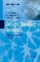 Cover-Bild zu Leifer, Larry (Hrsg.): Design Thinking Research