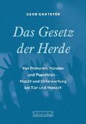 Cover-Bild zu Ganteför, Gerd: Das Gesetz der Herde