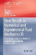 Cover-Bild zu Krämer, Ewald (Hrsg.): New Results in Numerical and Experimental Fluid Mechanics XI (eBook)