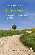 Cover-Bild zu Heidegger, Martin: Gelassenheit