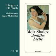 Cover-Bild zu Shalev, Meir: Judiths Liebe