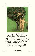 Cover-Bild zu Shalev, Meir: Der Sündenfall - ein Glücksfall?