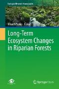 Cover-Bild zu Sakio, Hitoshi (Hrsg.): Long-Term Ecosystem Changes in Riparian Forests (eBook)