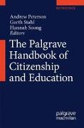 Cover-Bild zu Peterson, Andrew (Hrsg.): The Palgrave Handbook of Citizenship and Education (eBook)