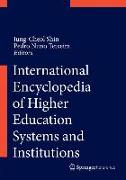 Cover-Bild zu Hunter, Fiona (Hrsg.): Encyclopedia of International Higher Education Systems and Institutions (eBook)
