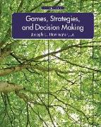 Cover-Bild zu Harrington, Joseph: Games, Strategies, and Decision Making (eBook)
