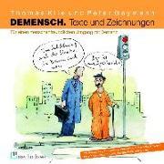 Cover-Bild zu Gaymann, Peter (Hrsg.): Demensch. Texte und Zeichnungen