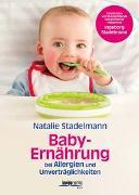 Cover-Bild zu Babyernährung von Stadelmann, Natalie