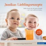 Cover-Bild zu Junikas Lieblingsrezepte von Kamper-Grachegg, Eva
