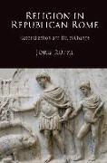 Cover-Bild zu Rüpke, Jörg: Religion in Republican Rome: Rationalization and Ritual Change