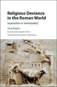 Cover-Bild zu Rüpke, Jörg: Religious Deviance in the Roman World: Superstition or Individuality?