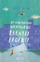 Cover-Bild zu Boyne, John: Die unglaublichen Abenteuer des Barnaby Brocket (eBook)