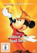 Cover-Bild zu Brightman, Homer (Reg.): Fröhlich, frei, Spass dabei - Disney Classics 8