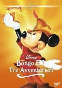 Cover-Bild zu Brightman, Homer (Reg.): Bongo e i tre avventurieri - I Classici 9