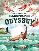 Cover-Bild zu Homer: The Usborne Illustrated Odyssey