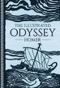 Cover-Bild zu Homer: The Illustrated Odyssey