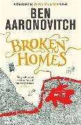 Cover-Bild zu Aaronovitch, Ben: Broken Homes