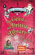 Cover-Bild zu Aaronovitch, Ben: Der Geist in der British Library und andere Geschichten aus dem Folly