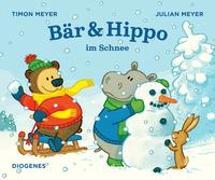 Cover-Bild zu Meyer, Julian: Bär & Hippo im Schnee