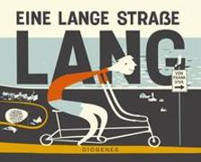 Cover-Bild zu Viva, Frank: Eine lange Straße lang
