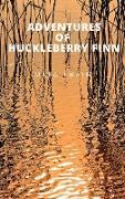 Cover-Bild zu Twain, Mark: Adventures of Huckleberry Finn (eBook)