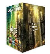 Cover-Bild zu Dashner, James: The Maze Runner Series Complete Collection Boxed Set (5-Book)