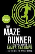 Cover-Bild zu Dashner, James: The Maze Runner