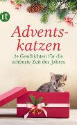 Cover-Bild zu Dammel, Gesine (Hrsg.): Adventskatzen