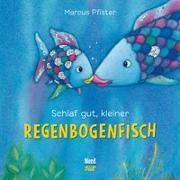 Cover-Bild zu Pfister, Marcus: Schlaf gut, kleiner Regenbogenfisch