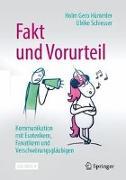 Cover-Bild zu Fakt und Vorurteil von Hümmler, Holm Gero