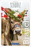 Cover-Bild zu Hallwag Kümmerly+Frey AG (Hrsg.): Brauchtum Erlebnis Schweiz