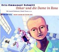 Cover-Bild zu Schmitt, Eric E: Oskar und die Dame in Rosa