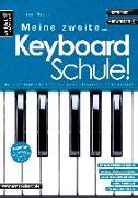 Cover-Bild zu Rupp, Jens: Meine zweite Keyboardschule!