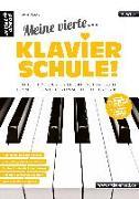 Cover-Bild zu Rupp, Jens: Meine vierte Klavierschule!