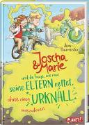 Cover-Bild zu Baumeister, Jens: Joscha & Marie und die Frage, wie man seine Eltern rettet, ohne einen Urknall auszulösen