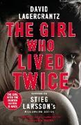 Cover-Bild zu Lagercrantz, David: Girl Who Lived Twice (eBook)