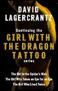 Cover-Bild zu Lagercrantz, David: Continuing THE GIRL WITH THE DRAGON TATTOO/MILLENNIUM series (eBook)