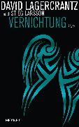 Cover-Bild zu Lagercrantz, David: Vernichtung (eBook)