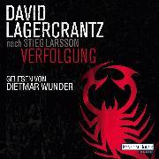 Cover-Bild zu Lagercrantz, David: Verfolgung (Audio Download)