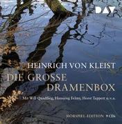Cover-Bild zu Kleist, Heinrich von: Die große Dramenbox