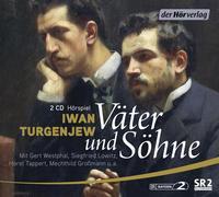 Cover-Bild zu Turgenjew, Iwan: Väter und Söhne