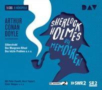 Cover-Bild zu Doyle, Arthur Conan: Sherlock Holmes 3 - Die Memoiren
