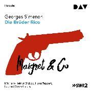Cover-Bild zu Simenon, Georges: Die Brüder Rico (Audio Download)