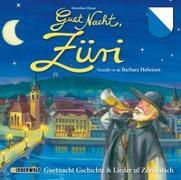 Cover-Bild zu Hesse, Dorothee: Guet Nacht, Züri