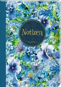Cover-Bild zu Bastin, Marjolein (Illustr.): Notizhefte - DIN A5 - Frischer Wind (Marjolein Bastin)