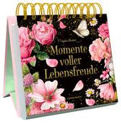 Cover-Bild zu Bastin, Marjolein (Illustr.): Momente voller Lebensfreude