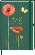 Cover-Bild zu Bastin, Marjolein (Illustr.): Adressbuch A-Z (Marjolein Bastin)